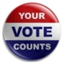 voter reg button